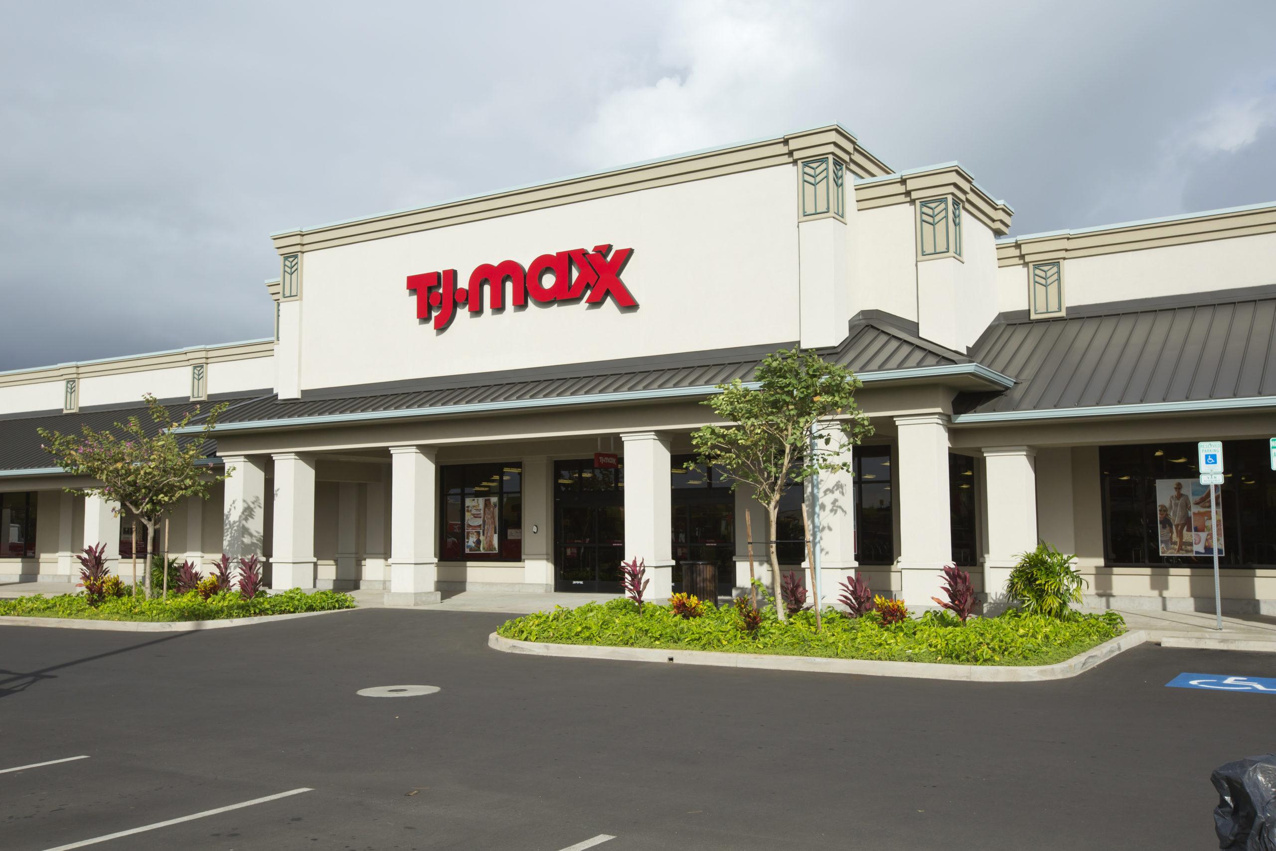 TJ Maxx Maui